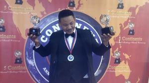 Frank Artus - Liberian/Gahanian Actor #AfricanActor
