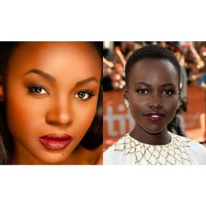 Liberian - American Broadway Star, Saycon Sengbloh and Academy Award winner Lupita Nyong'o comes to The Public in New York premiere Of ECLIPSED - the stunning, deeply moving play by Playwright/Actress, Danai Gurira (co-author of in the continuum and Michonne on AMC's